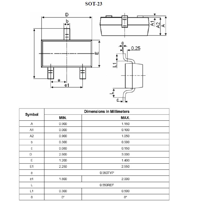 250 Items CDSOD323-T15 ESD Suppressor TVS Uni-Dir 15V 2-Pin SOD-323 T//R