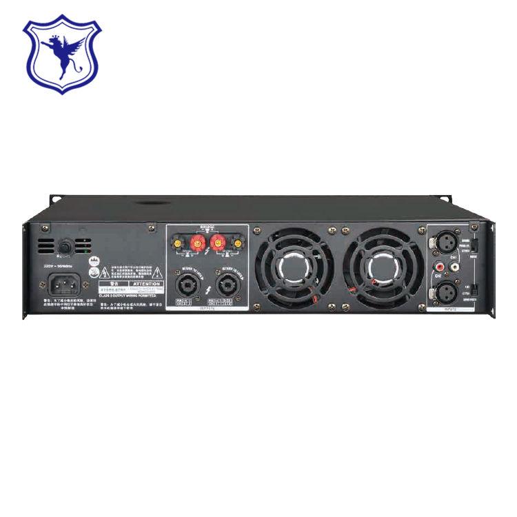 OEM Sử Dụng chuyên nghiệp higt lớp 600w 1800w 2 kênh 180w khuếch đại 2 ch