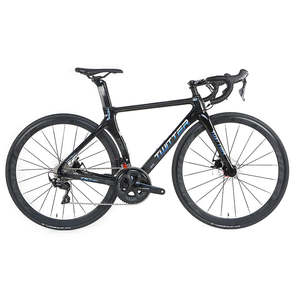 Twitter T10 PRO Disc ultegra R8000 22 speed carbon road bike 700C Complete Aero racing carbon road bike