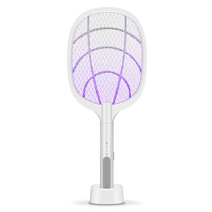 Rechargeable Electric Mosquito Killer Bug Zapper Fly Swatter Best Mosquito Racket for Indoor and Outdoor Pest Control