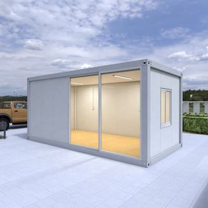 Most popular fashion sleeping pods 20ft shipping container house hotel