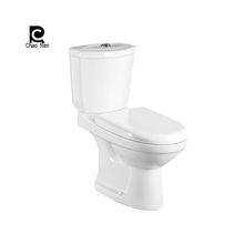 Hotel wc Slow Down Seat Cover Two Piece toilet china sanitary ware