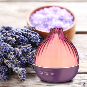 ไฟสี 7 สี Aroma กลิ่น Air Humidifier Essential Oil Diffuser Mist Maker