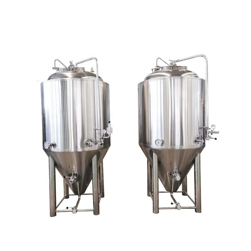 500L Beer Fermenter tank Craft Turnkey Beer Brewing system 500L