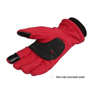 Ozero Polar Fleece Thermische Touchscreen Waterdichte Handschuhe Winter Warme Handschoenen Vrouwen.