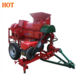 China factory farm rice mazie paddy wheat corn tractor PTO driven thresher machine sheller price