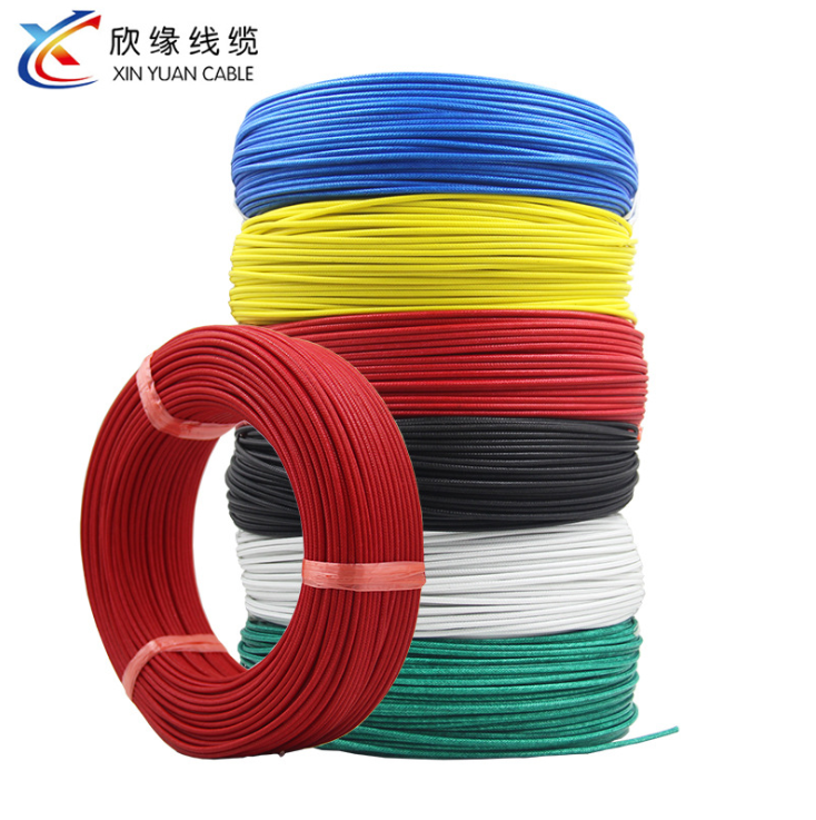 Silicone jacket 2.5mm 4mm 6mm single electrical cable wires copper for house wiring