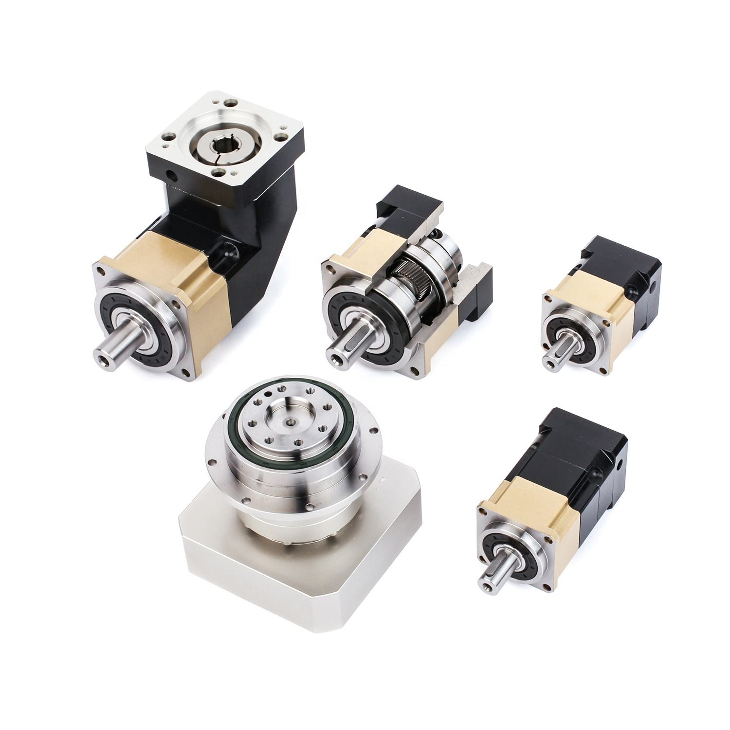 cnc high torque precision small mini micro planetary gearbox design
