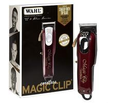 AUTHENTIC Wahl Professional 5-Star Cord-Cordless Magic Clip - Great for Barbers & Stylists - Precision Cordless Fade Clipper