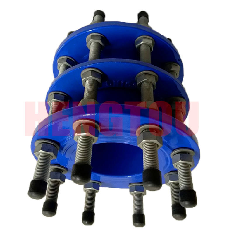 hdpe pipe electrofusion tapping saddle Pipe Fittings cast iron coupling dismantling joints price