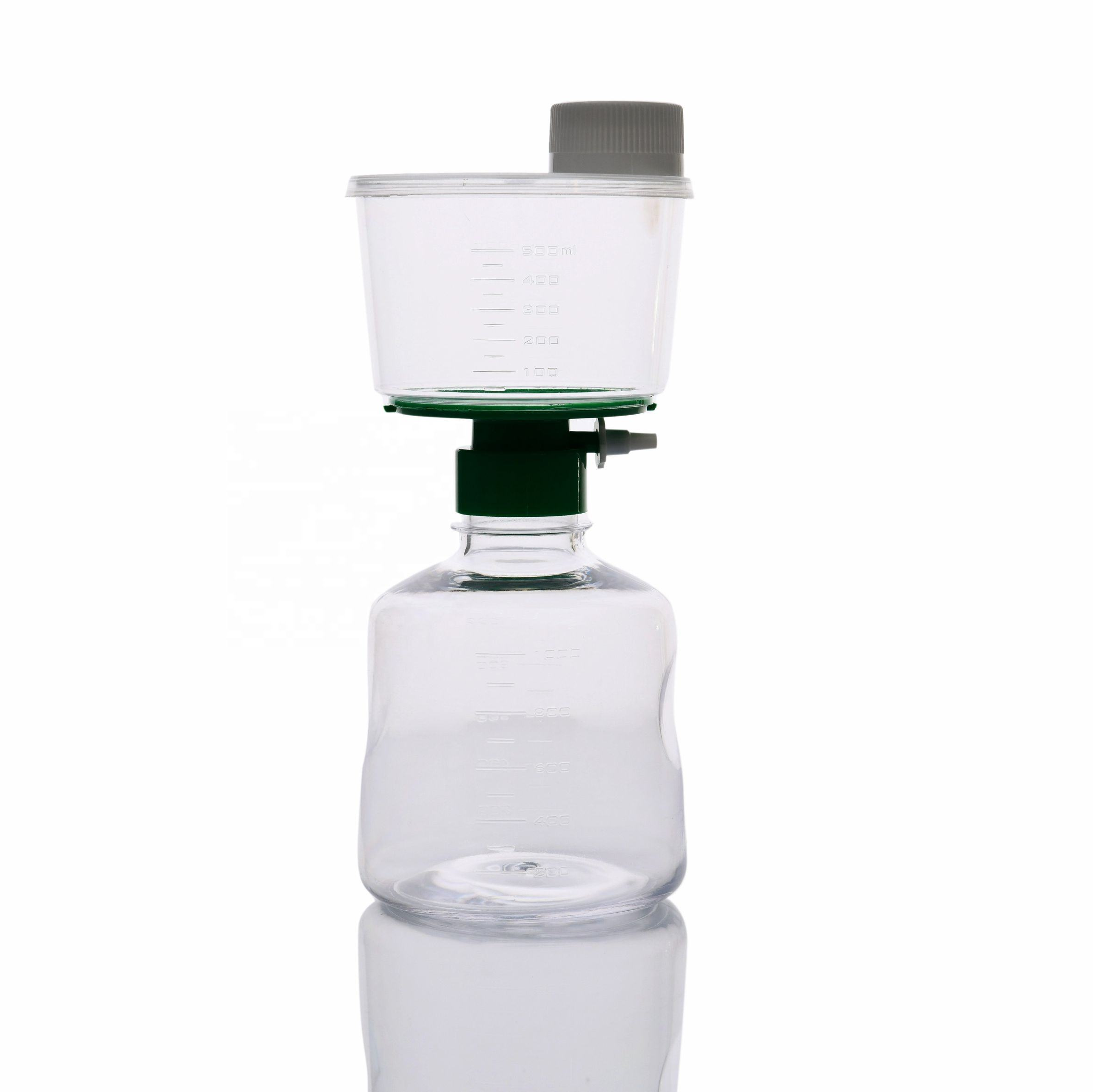 150ml 250ml 500ml 1000ml Disposable Vacuum Filter Units for Lab Use