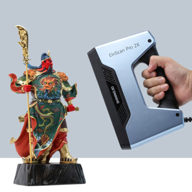 Affordable 3d scanner price , shining pro2x 3D Body Scanner for Measurements