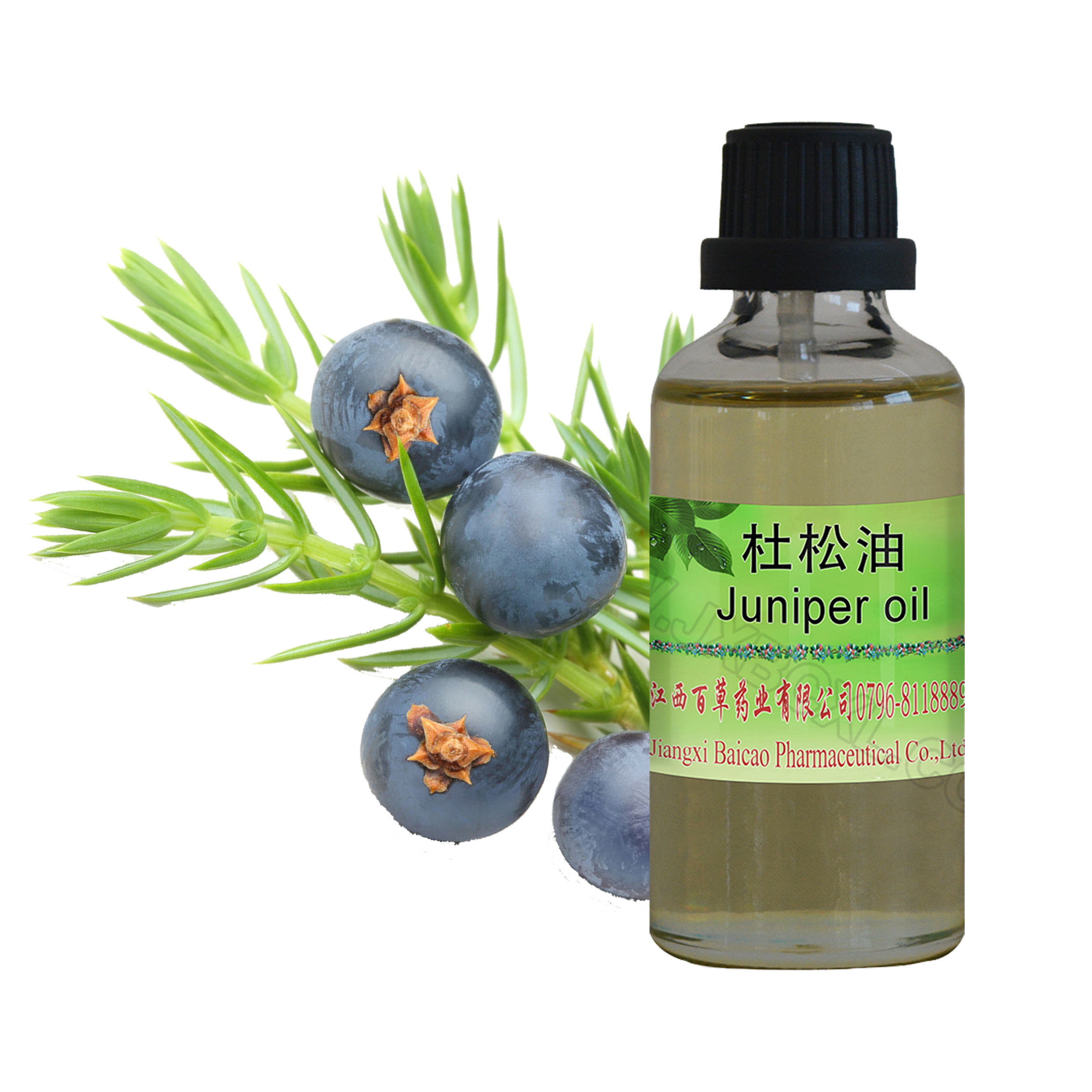 Bulk pure and natural Juniper berry essential oil in best price for hair care