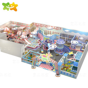 Soft Play Equipment Kids Toys Play Games Indoor Children Playground Equipment