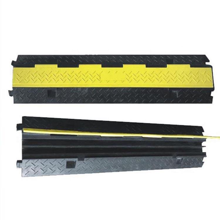 Humps Traffic Protection Safety Product Rubble Cabling Speed Hump
