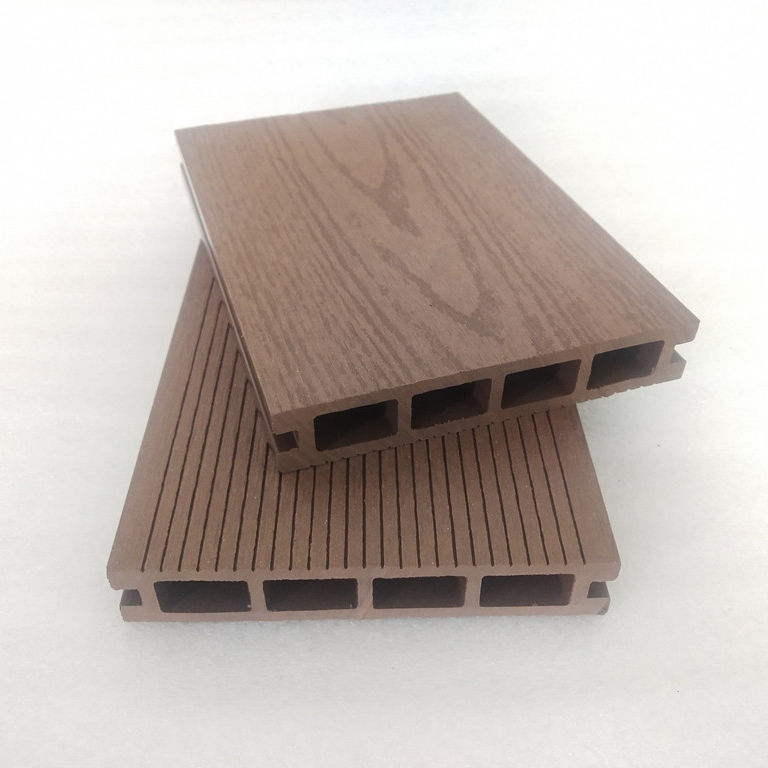 Holz kunststoff composite outdoor decking wpc decking boden aus China wpc bord 140X25MM
