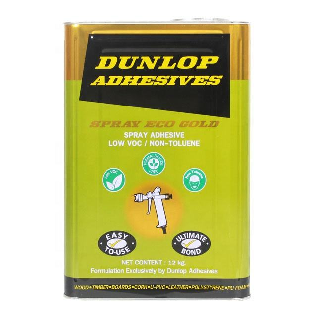 Dunlop Adhesives SP ECO GOLD Low VOC Spray Contact Adhesive