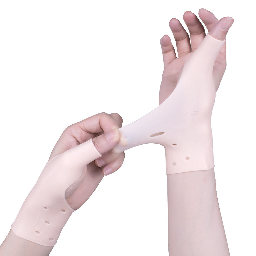 New 2020 trending products gel thumb and wrist brace carpal tunnel wrist brace for typing and sports