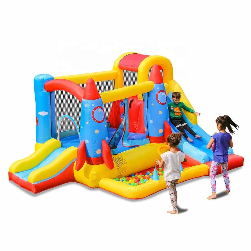 Cheap Kids Air Bouncer Small Indoor Combo Inflatable Jumping Castle with Price Manufacturer China