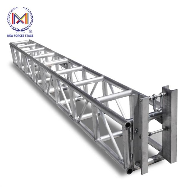 Heavy Duty Used Aluminum Bolted Decorative Lighting Truss