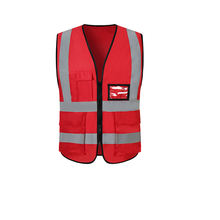 Road Safety Reflective Vest