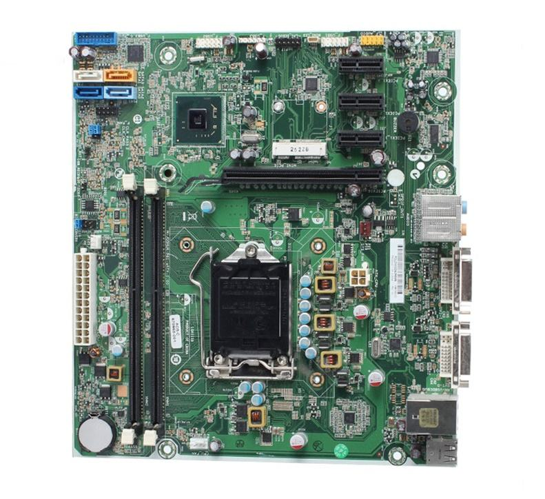 100% Working desktop motherboard for HP for H61 H-JOSHUA-H61-uATX 698346-501 696233-001 work perfectly
