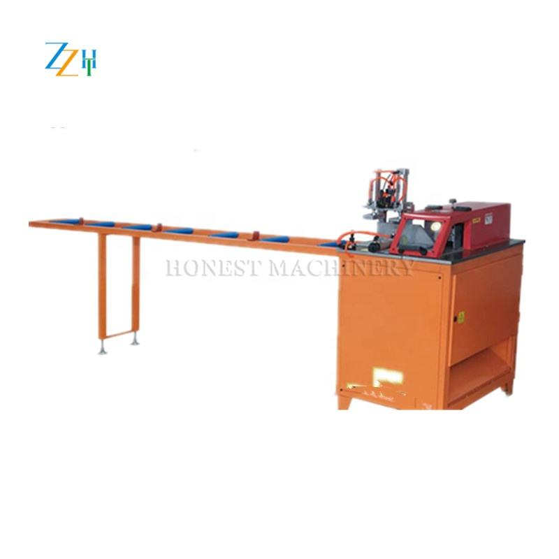 Fast Speed Double Photo Frame Cutter Machine / Photo Frame Cutting Machine / Picture Frame Angle Cutter