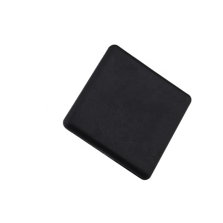 2020 3030 4040 Square black strong nylon protective end cap for aluminum tube (375.01-12A)