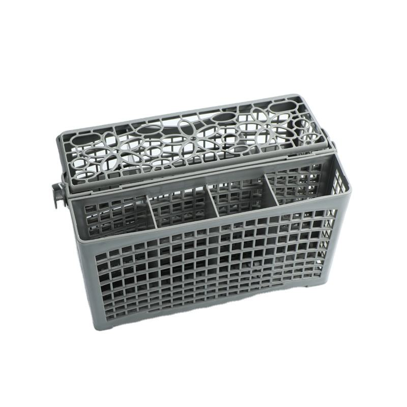 Dishwasher spare parts cutlery basket cutlery dishwasher basket 2in1 style replacement For AEG