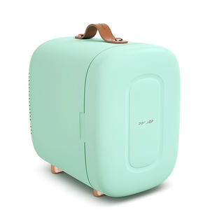 Colorful Cute 5L Mini Fridge Makeup Skin Care Small Refrigerator