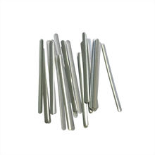 Fast delivery in stock 5mm custom made flat aluminum strips nose wire