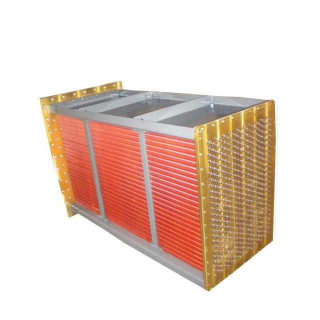 top quality charge air cooler for Sulzer Marine Engines