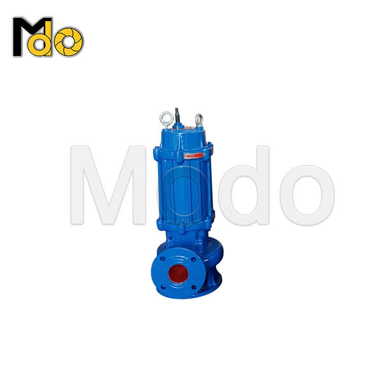 1.5kw 1.5hp 1hp 2hp specifications electric motor centrifugal Submersible water pump