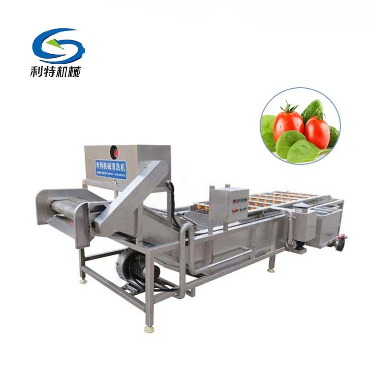 Fruit avocado mango vegetable potato washing machine/frozen vegetable production line