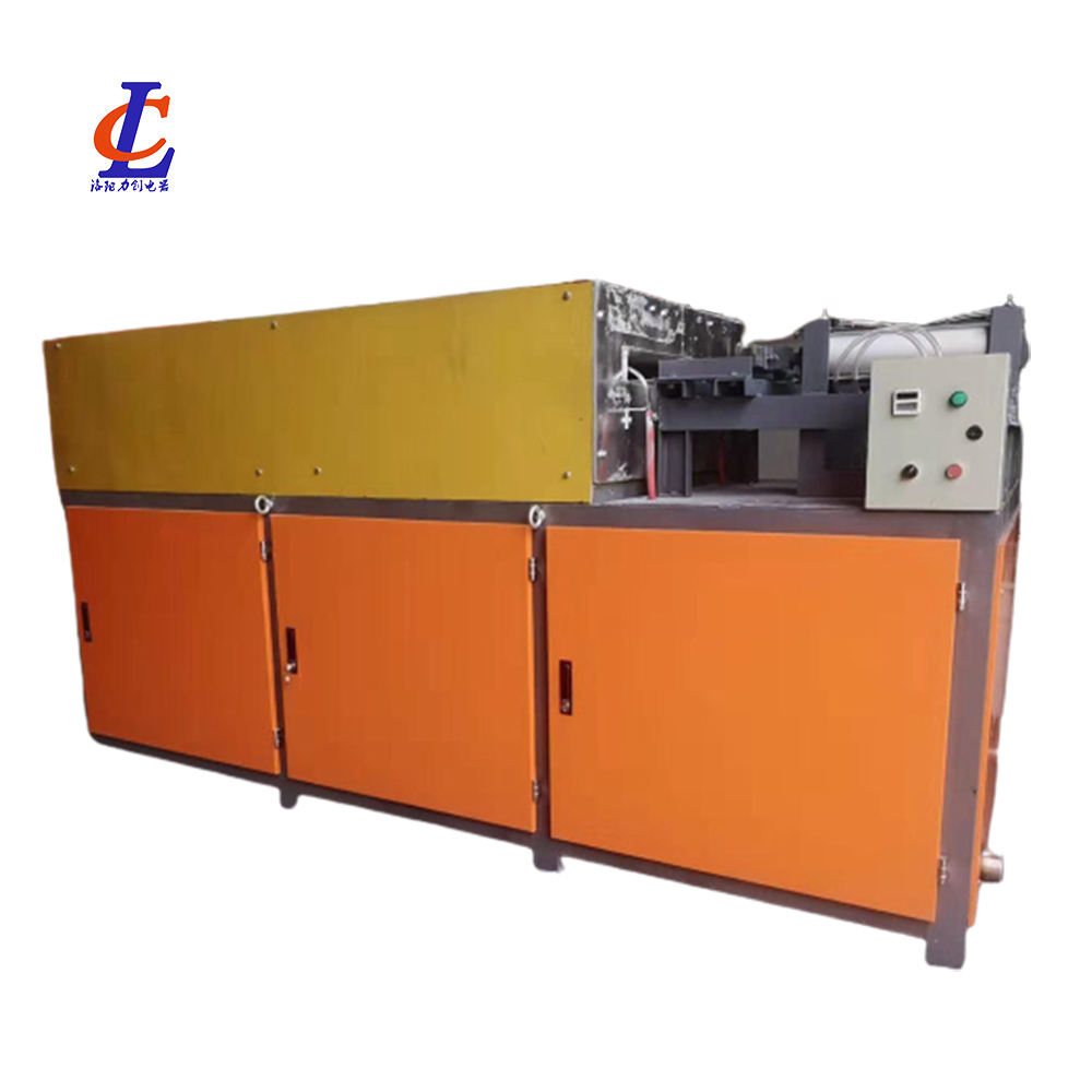 China Low Cost and High Quality Electric Induction Billet Heating Furnace for Forging Steel Square Billet