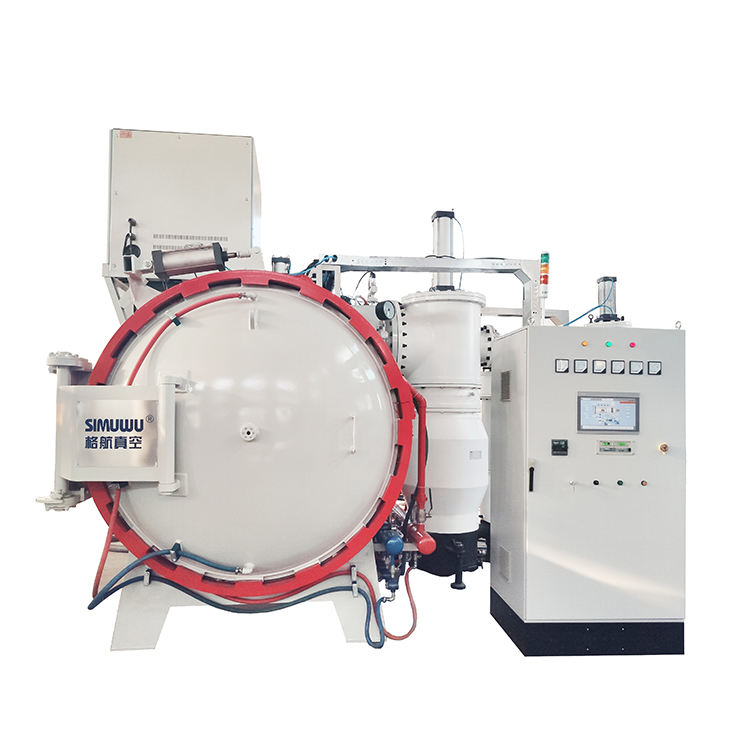 Industrial vacuum furnaces heat treatment furnaces