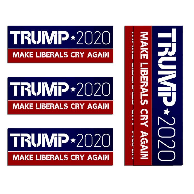 Maker Logo Decal Vinyl Trump Custom Bumper Car Stickers