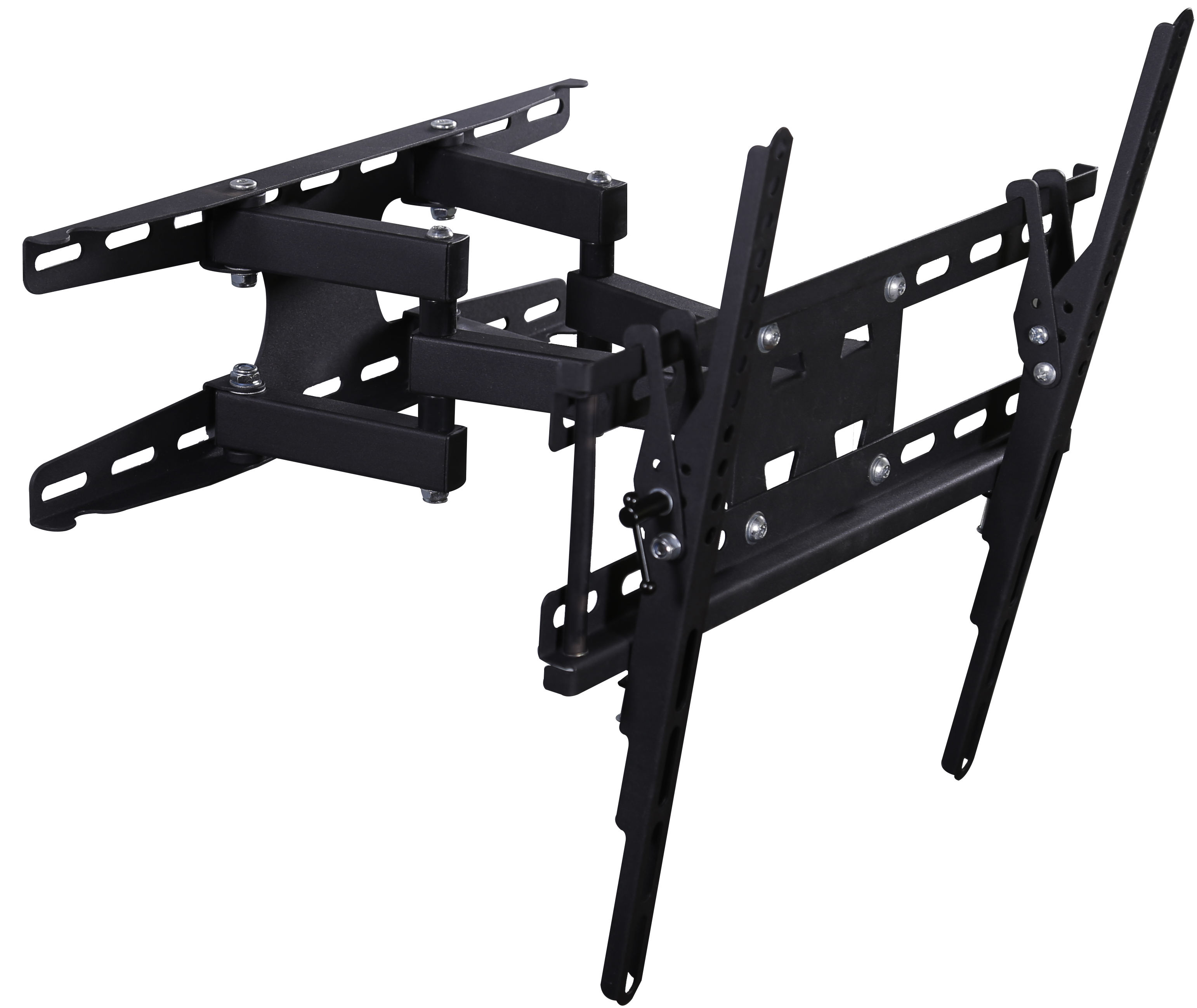"Swivel TV Mount Bracket, 32""37"" 39"" 42"" 45"" 48"" 50"" 55"" 60"" VESA 400x400 Full Motion Tilt TV Wall Mount Bracket/"
