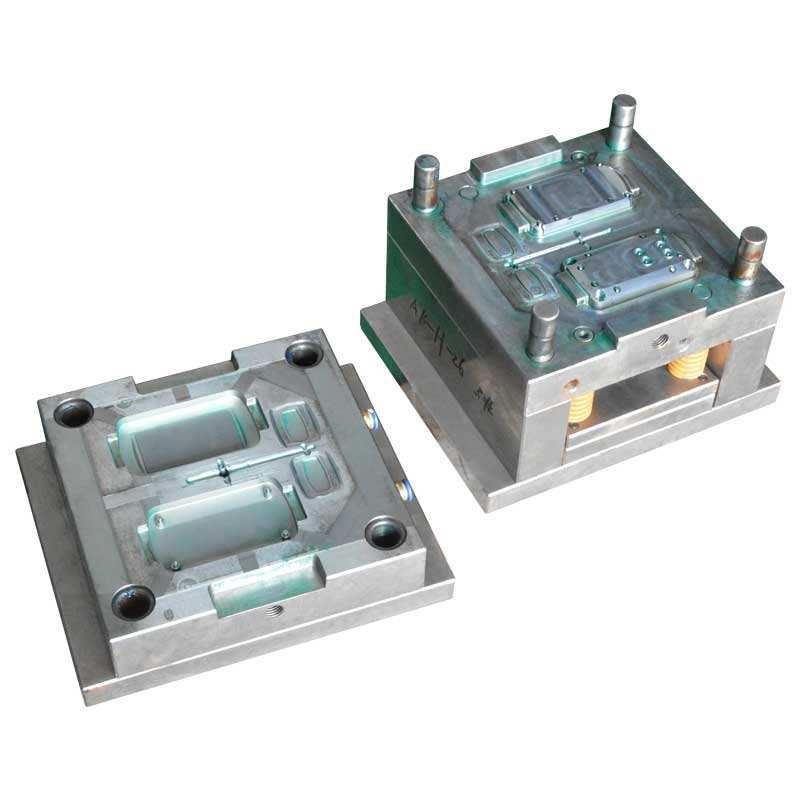 Plastic mold makers injection molding manufacture process soft mold for plastic mould injection professional standard mold base
