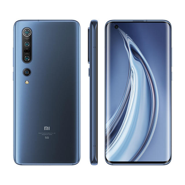 "Xiao mi Mi 10 pro 12GB 512GB Mobile Phone 5G Snapdragon 865 Octa Core 108MP Quad Camera 6.67"" AMOLED Fluid Screen 4500mAh"