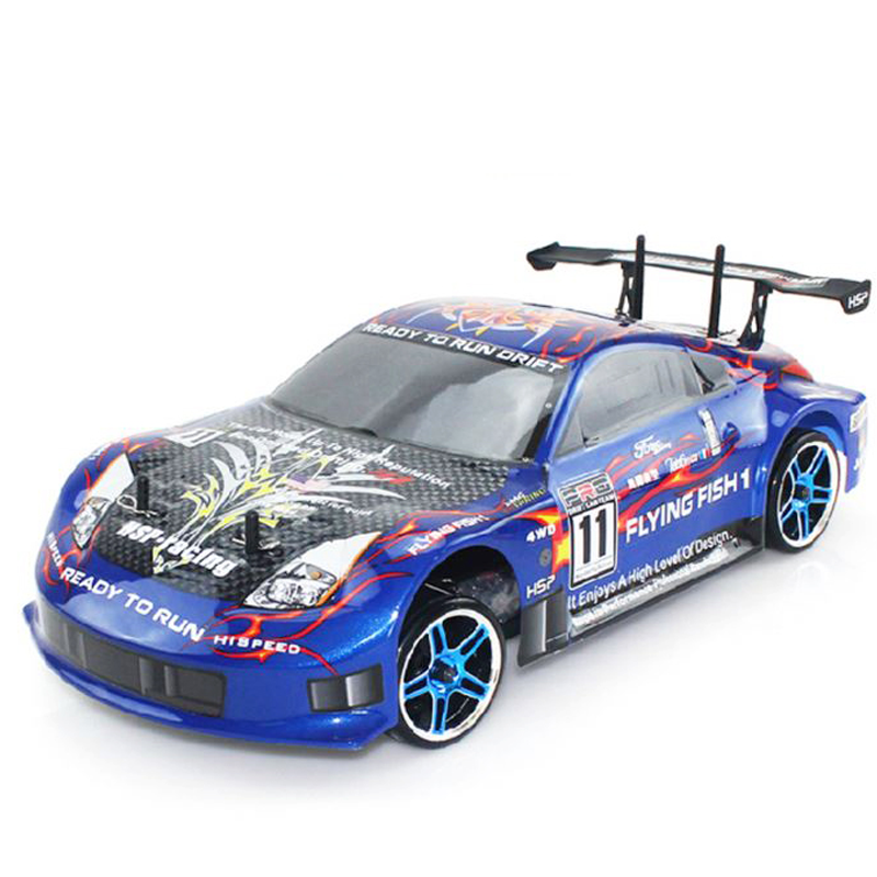 HSP rc nitro gas cars for sale rc car 1:10 scale 94102 on road car