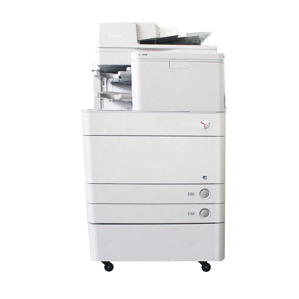 Low Price Used Copier Machine High Quality IR ADV C5255 Color Photocopier