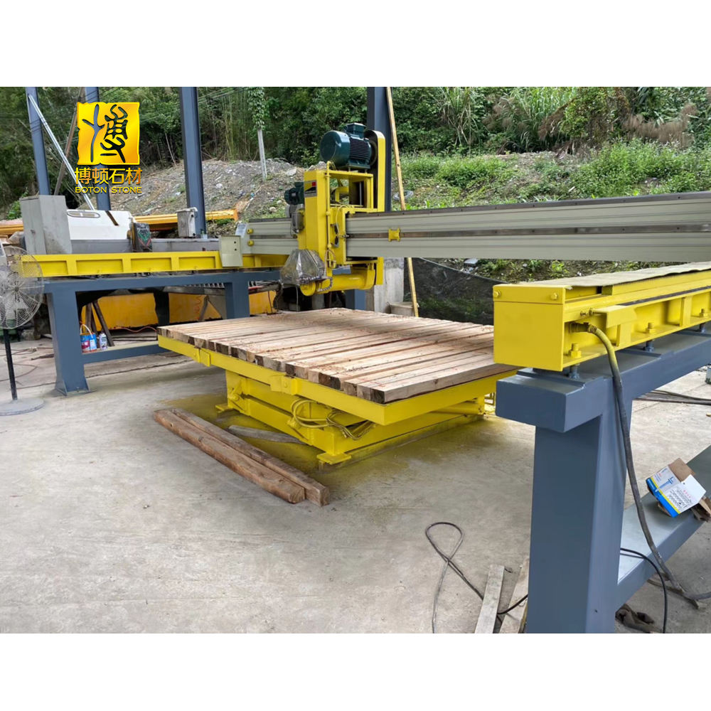 Used Marble Stone Cutter Machine Bridge Cutting Machine