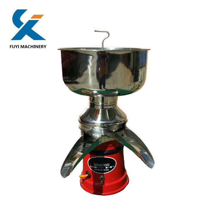 Home and Farm Use Small Milk Fat Separator