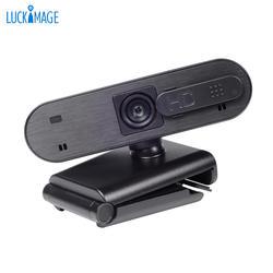 Luckimage new arrivals  1080P 2MP hd webcam 1080p webcam privacy cover