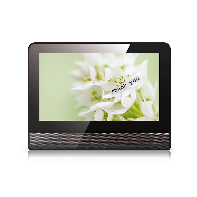 Hengstar Factory price L type 7 inch 1366x768 300cd/m2 Front Camera Android Tablet