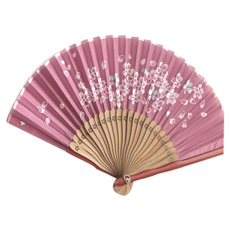 Bamboo Customized Large Hand Folding Fan