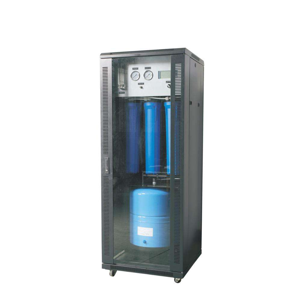 COMMERCIAL WATER PURIFICATION SYSTEM