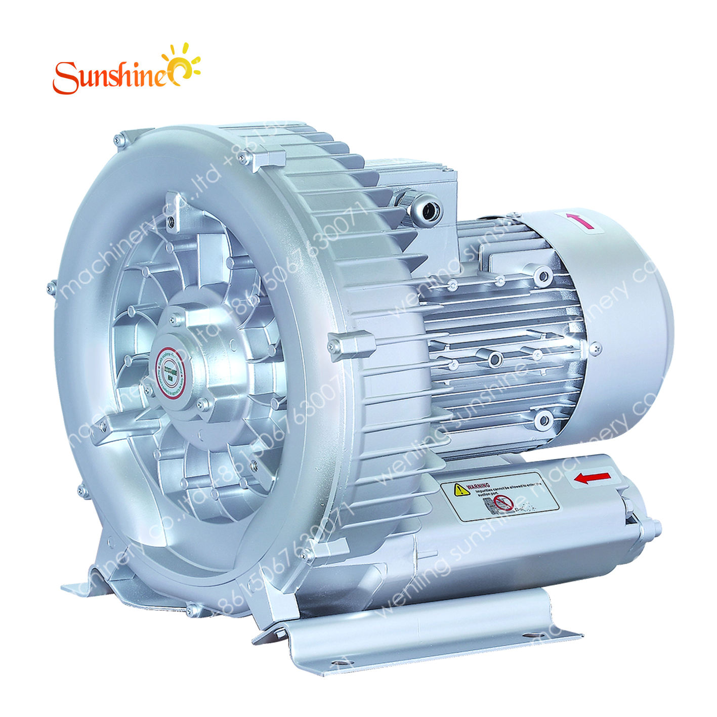 2019 sunshine blower for fish farm given all the holidays and year-end activities.