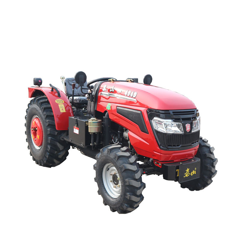 Multi-Function MINI Compact Orchard ล้อ 40hp 4WD <span class=keywords><strong>รถแทรกเตอร์</strong></span> Made in China